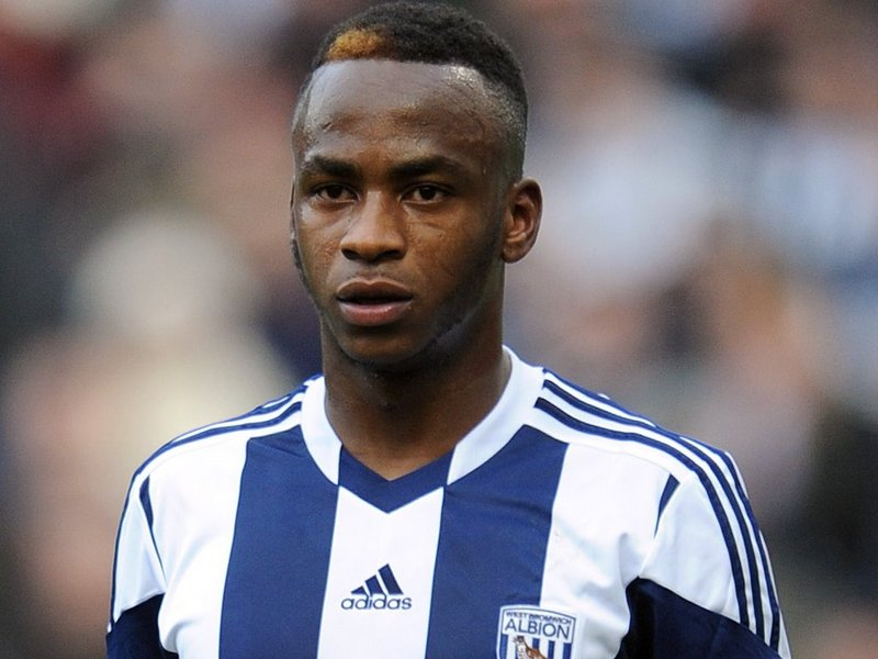 The 23-year old son of father (?) and mother(?), 180 cm tall Saido Berahino in 2017 photo